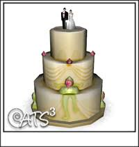wedding cake in the sims 4 around the sims 3 custom content downloads objects custom food