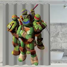 ninja turtle bathroom decor ninja turtle bathroom set amazon com