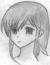 beautiful animated sketches faces drawing sketch library