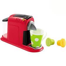 kaffeemaschine kinderküche spielzeug espressomaschine mit tasse und 2 kaffeepads 22 x 14 cm