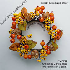 china candle rings manufacturer wreath factory and