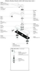 single lever kitchen faucet repair delta single handle kitchen faucet repair delta single handle