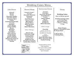 Halloween Cake Flavors wedding cake flavors with wedding cake flavors step by step