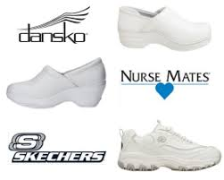 white nursing shoes comfortable and professional