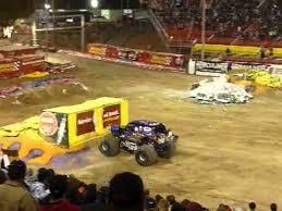 monster truck video for video thumbnail for youtube video incredible monster truck backflip