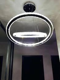 pendant lights led chandeliers corona 16 inch led pendant light led ring chandelier