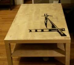 Ikea Lack Side Table by Golden Gate Coffee Table Ikea Hackers Ikea Hackers