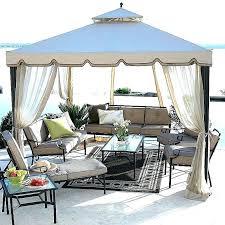 Patio Tent Gazebo White Gazebo Canopy 10 X 20 White Tent Gazebo Canopy With