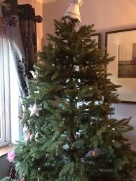 7ft artificial christmas trees christmas lights decoration