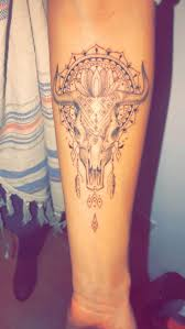 the 25 best bull skull tattoos ideas on pinterest cow skull