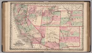 Map Of Nevada And Utah by Map Of California Nevada And Utah You Can See A Map Of Many