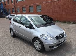 mercedes a class history mercedes a class diesel runner with history and mot in