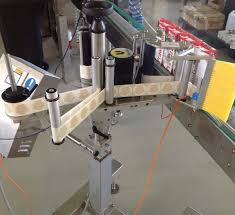 manual label applicator machine s8 head universal label applicator unilogo labelling machinery