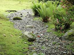 dry river beds are japanese design features too note the large