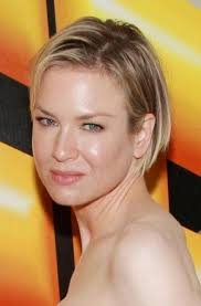 behind the ears bob haircut celebrity hairstyles renée zellweger with a bob 375384