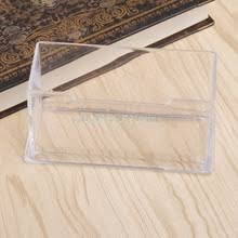 Business Card Racks Compare Prices On Plastic Business Card Holder Online Shopping