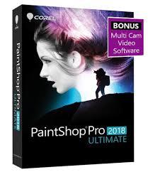 amazon com corel paint shop pro 2018 ultimate amazon exclusive