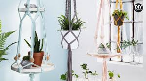 diy by panduro hanging holders with trays youtube