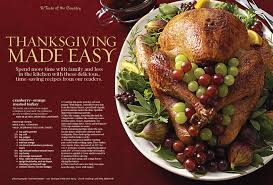 schiller creative portfolio thanksgiving made easy