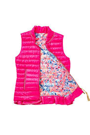Lilly Pulitzer Baby Clothes Lilly Pulitzer Cora Vest Magenta From Massachusetts By Seaside