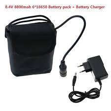 aliexpress buy 18650 bike l battery 8 4v 8800mah