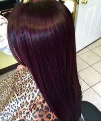 brown plum hair color 45 sweet plum hair color ideas my new hairstyles
