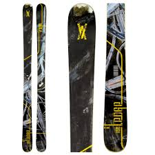 volkl ledge skis 2009 evo