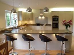 modern u shaped kitchen designs modern small u shape kitchen with countertop bar best ideas for