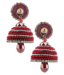 jhumka earrings online creative studio jhumka earrings buy creative studio