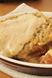 the best country fried steak and milk gravy kitchme