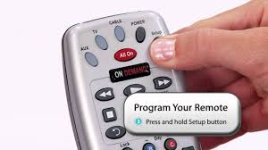 program your remote video
