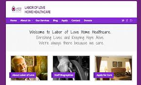 labor of love home health care chooses orgspring for its nonprofit