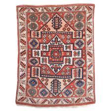 antique 19th century western anatolian turkish bergama rug for