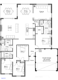 modern floor plans for new homes contemporary floor plans for new homes best of house plans open