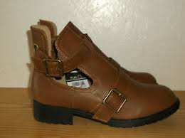 womens boots size 8 9 ebay womens rue 21 brown boots size l 8 9 ebay