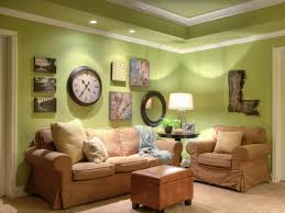Mesmerizing  Brown And Green Living Room Accessories Design - Green living room ideas decorating