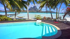 Hotel Hd Images by Bora Bora Eden Beach Hotel Hd Youtube