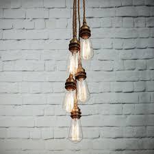 Cluster Pendant Light Industrial Cluster Pendant Light Pendant Lighting Grace