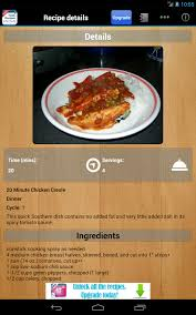 17 day diet recipes free android apps on google play