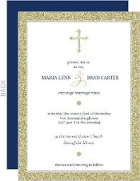 formal wedding programs religious wedding invitations christian wedding invitations