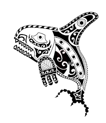 alaskan maori shark tattoo stencil photos pictures and sketches