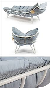 a student created this lounger that u0027s designed to wrap around you