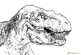 dinosaurs coloring pages downloadable and easy printable sheets