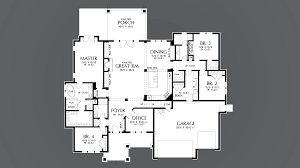 Cost To Engineer House Plans Mascord House Plan 23111 The Edgefield