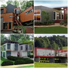ever thought about building a home out of shipping containers