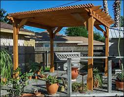 10 X 10 Pergola by Customer Treated Pine Pergola Photo Gallery