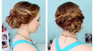haircuts you can do yourself how to do prom hairstyles 3 prom or wedding hairstyles you can do