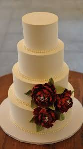 rustic wedding cake ideas with fresh flower cakes and food by