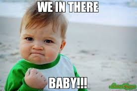 Having A Baby Meme - we in there baby meme success kid original 80652 memeshappen