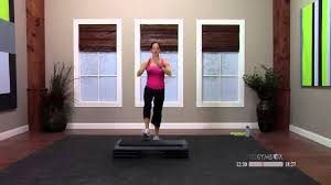 step class dvd step beginner workout with 30 minutes